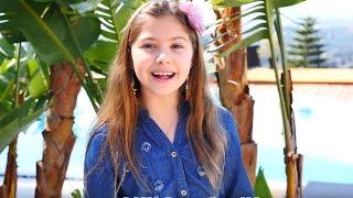 Видео для девочек - Выходные в Рамаде с подружкой Полен