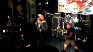 Cock Sparrer - So Many Things - Live @ Metro in Chicago, Riot Fest 2009
