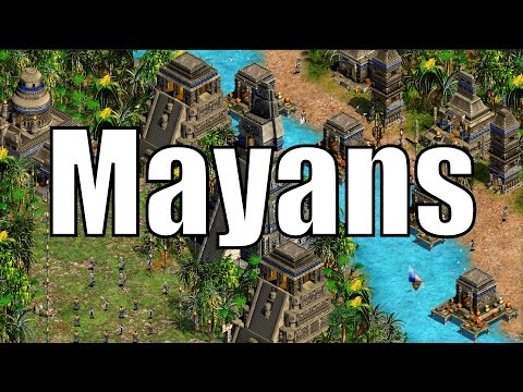 Mayans Strategy Guide AoE2 - Смотреть видео на live-kino ru