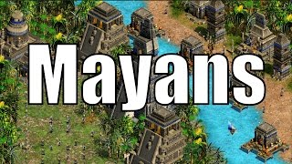 Mayans Strategy Guide AoE2