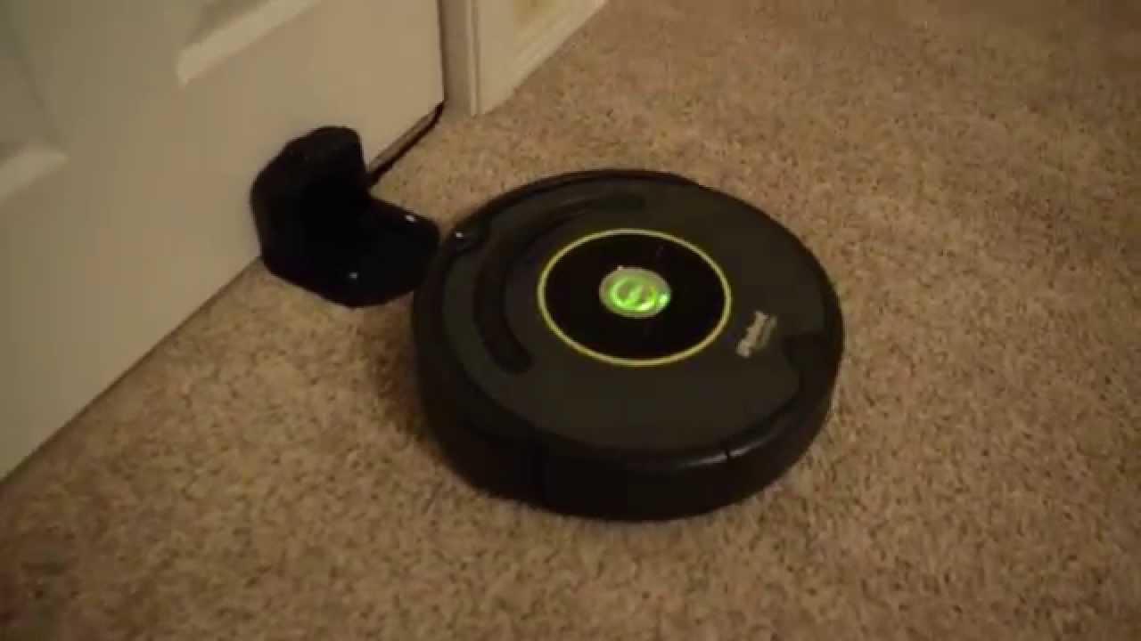 Irobot Roomba 645 650 Docking
