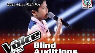"The Voice Kids Philippines 2016 Blind Auditions: ""The Search Is Over"" by Justin"