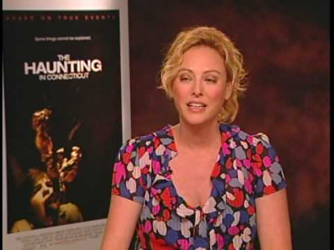 VIRGINIA MADSEN HAUNTING IN CONNECTICUT ANS INTERVIEW