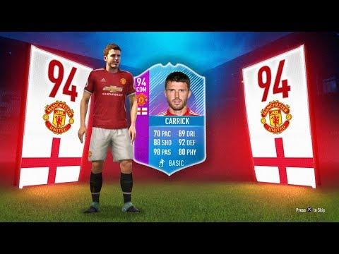 INSANE CHEAP 94 CARRICK SBC! - FIFA 18 Ultimate Team