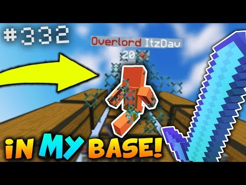 ACTUALLY FOUND SOMEONE IN MY BASE!! | Minecraft FACTIONS #332 (SaiCoPvP - Blaze Realm)