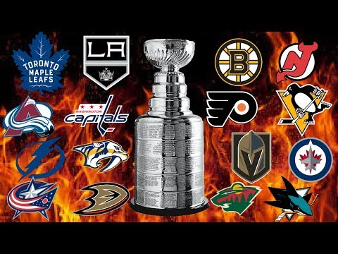 2018 NHL Playoff Bracket Predictions And Preview | Full NHL Stanley Cup Playoff Bracket