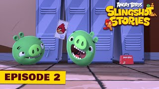 Angry Birds Slingshot Stories Ep. 2 | Starstruck