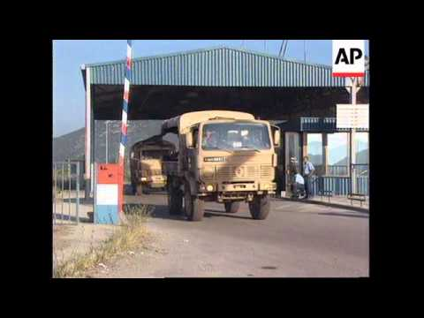 CROATIA: PLOCE: RAPID REACTION FORCE