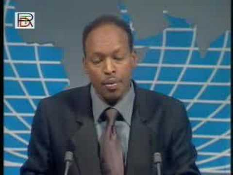 Radio and TV Djibouti - Journal en Somali Janvier 15, 2008