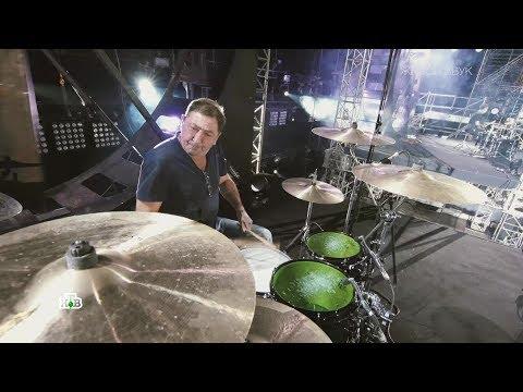видео: Григорий Лепс играет на барабанах / Ночные снайперы. 25 лет