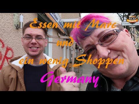 Essen mit Marc / Shoppen in Berlin / Germany / # 86
