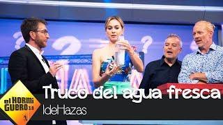 Las nuevas 'IdeHazas' de Marta Hazas - El Hormiguero 3.0