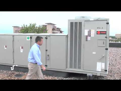 Packaged Rooftop Air Conditioners IntelliPak™1 |