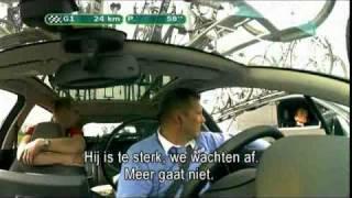 Samenvatting Ronde van Vlaanderen 2011