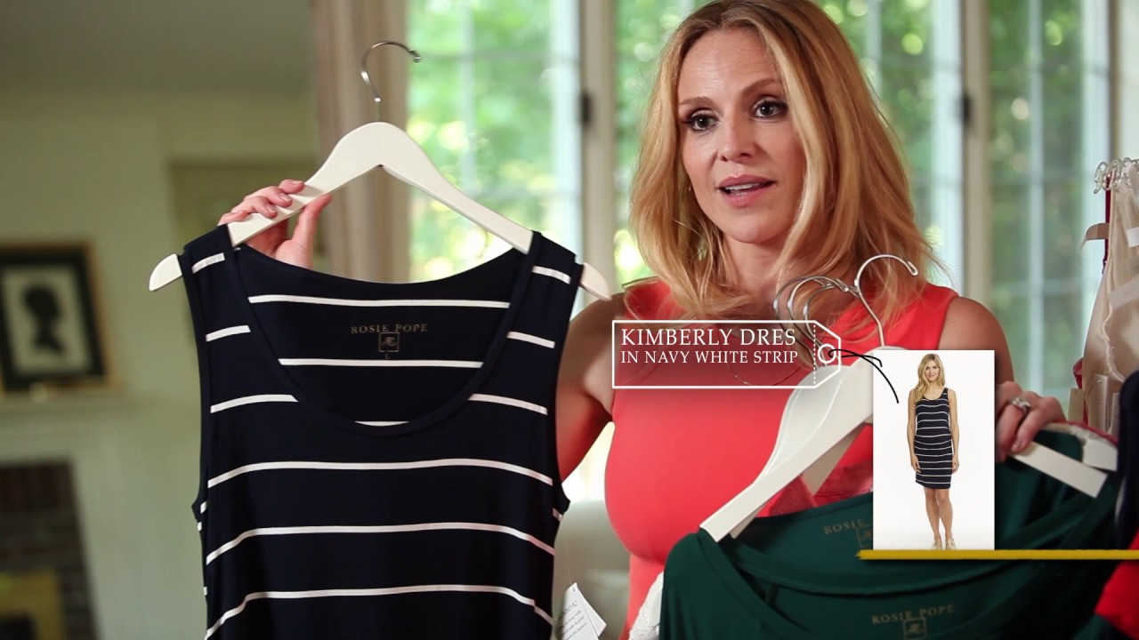 cf2436d5a65 Conversations with Rosie Pope  Maternity Clothes - YouTube