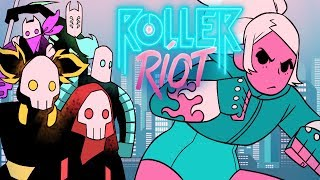 Roller Riot - Android/iOS Gameplay (BY MassDiGI Games)
