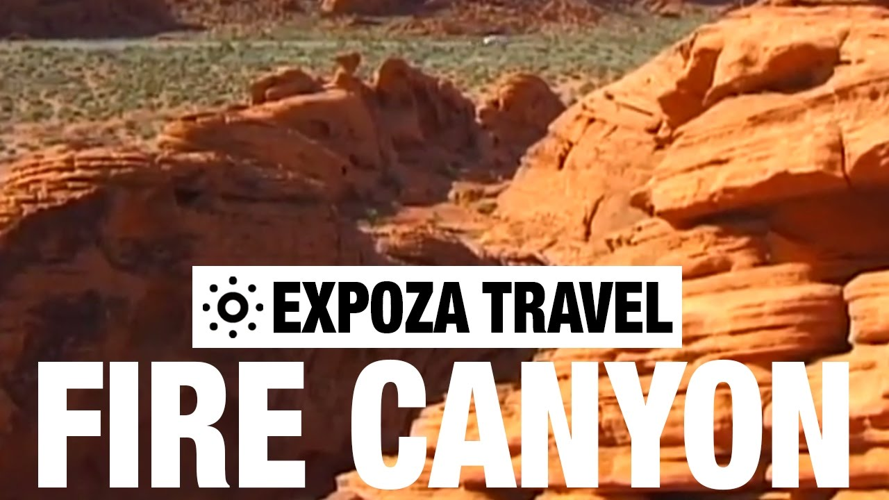 Fire Canyon (USA) Vacation Travel Video Guide