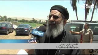 مساع لامتصاص التوتر بعد الاعتداء على سيدة قبطية وتدمير منازل مسيحيين في المنيا