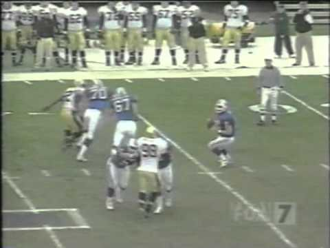 Tim Couch vs  Vanderbilt 1998