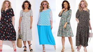 Белорусский трикотаж повседневные платья Модные летние платья