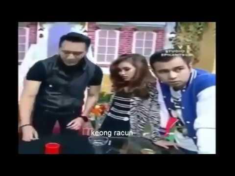 Moment Kemesraan Raffi Ahmad & Ayu Ting Ting - Kesian Gigi Nangis