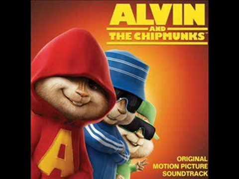 ChipMunks - The Gummy Bear - Im Blue