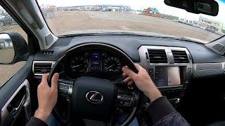 2016 Lexus Gx460 POV TEST Drive