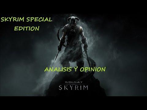 skyrim special edition-ANALISIS Y OPINION