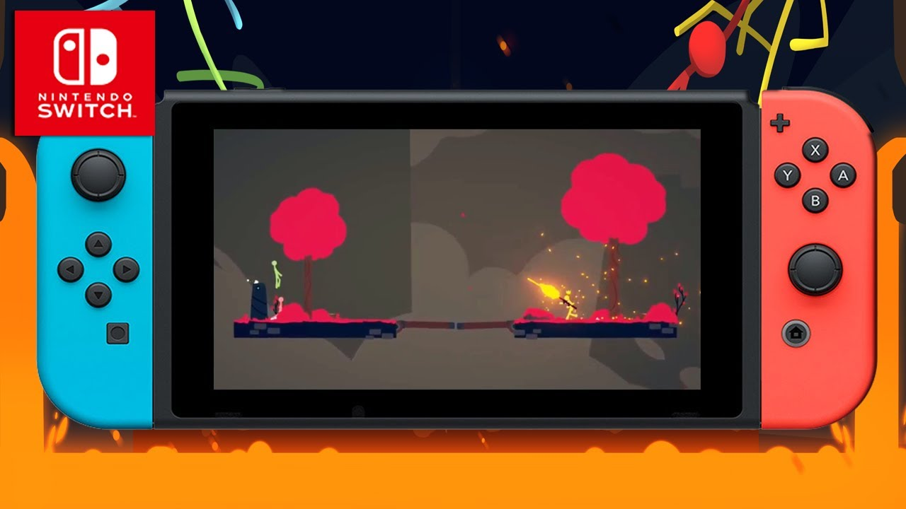 Stick Fight: The Game | Epic Gameplay | Upcoming Nintendo ...