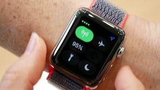 Первый обзор Apple Watch 3 с LTE