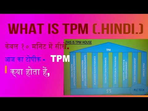 WHAT IS TPM (HINDI)