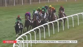 Vidéo de la course PMU PRIX DE LA TOUCHE AUX MULETS (PELOTON A)