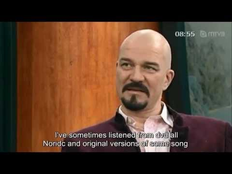 The Princess and the Frog - Interview of Laura Voutilainen & Veeti Kallio (English subs)