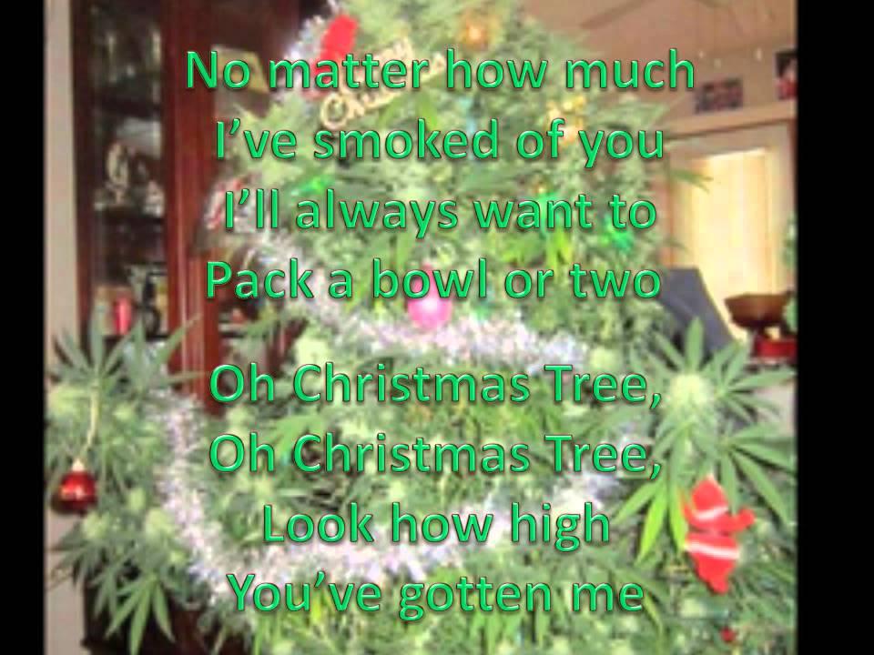 Oh Christmas Tree Parody