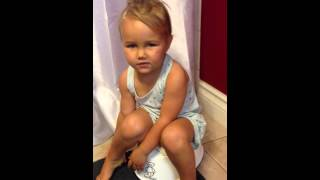 Potty Training video Pirate booty inspired
