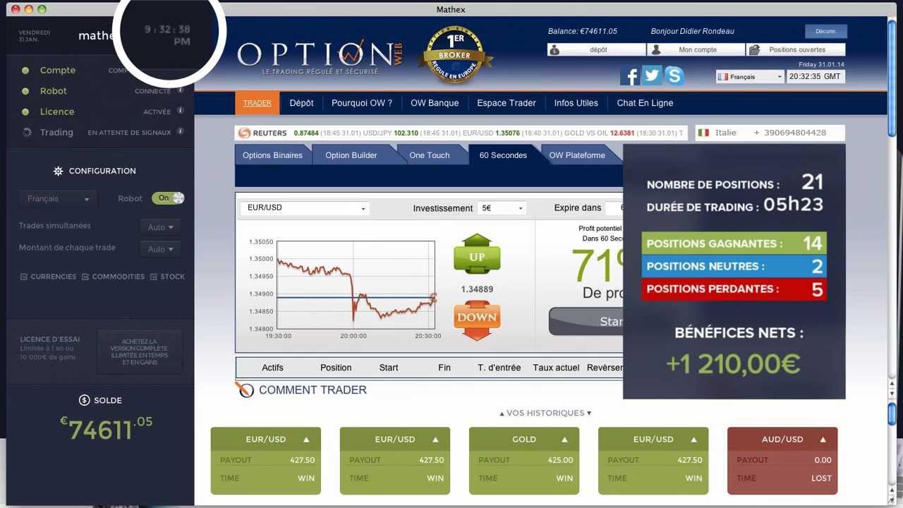 Optionsxo binary mathex horse betting cost calculator