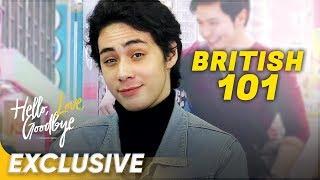 British 101 with Anthony | Anthony Jennings | 'Hello, Love, Goodbye'