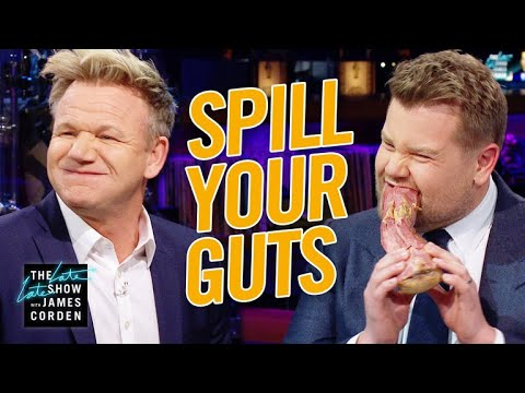 Spill Your Guts or Fill Your Guts w/ Gordon Ramsay