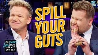 Download Spill Your Guts or Fill Your Guts w/ Gordon Ramsay Mp3 and Videos