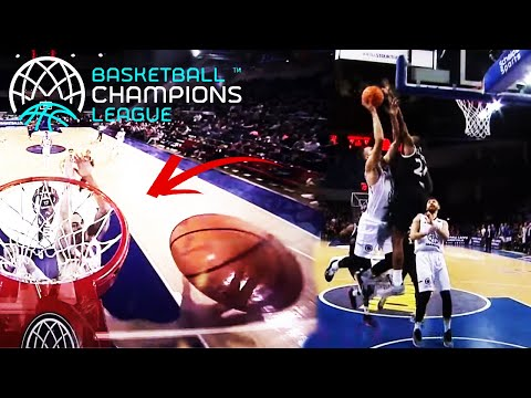 Not in my House! BEST BLOCKS in History | Basketball Champions League