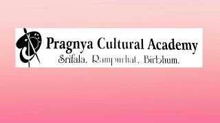 Drawing students of prangya cultural academy