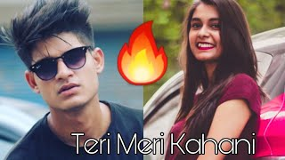 Teri Meri Kahani Official Song | Happy Hardy And Heer |