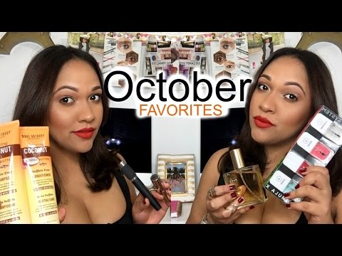 October Favorites | 2015 KateLoveStyle