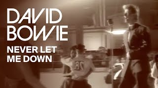 Download David Bowie - Never Let Me Down (Official Video)