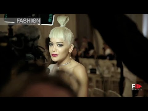 """""""MARCHESA"""" Front Row Interview Spring Summer 2015 London by Fashion Channel"""