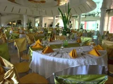 Setting Up Buffet Table  KSP Catering Services Table Set-up Buffet