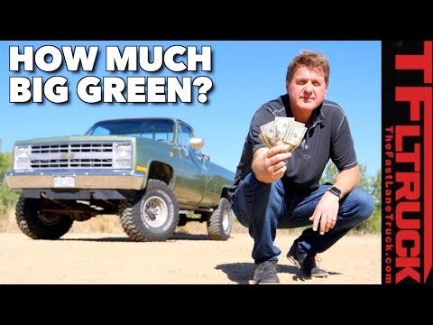 Old vs New: Can an Old Truck Be As Good As A New Truck? K10 Project Ep.15