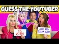Guess the YouTuber Challenge by Their Voice. Is it JoJo Siwa, Wengie, Guava Juice or EvanTube?
