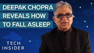 Deepak Chopra's 5 tips to guarantee the best night's sleep