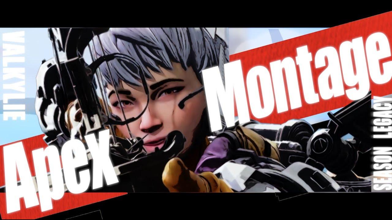 【Apex Legends】SEASON LEGACY STYLISH MONTAGE #2